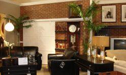 Interior Commercial - Faux Brick