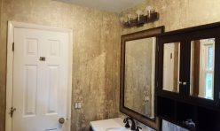 Faux Finish - Bathroom